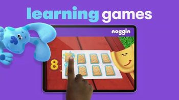 Noggin TV Spot, 'Learning Games'