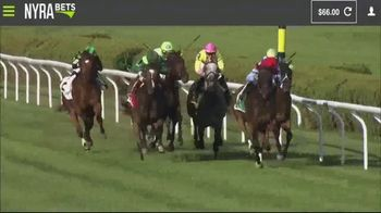 NYRA Bets TV Spot, 'One of a Kind: $25 Free Play'