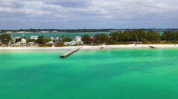Visit Bradenton Gulf Islands TV Spot, 'Welcome to Bradenton Anna Maria Island Longboat Key' - Thumbnail 1