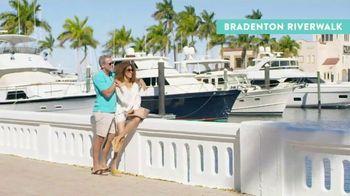 Visit Bradenton Gulf Islands TV Spot, 'Welcome to Bradenton Anna Maria Island Longboat Key' - Thumbnail 7