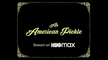 HBO Max TV Spot, 'An American Pickle' Song by David Bowie - Thumbnail 10