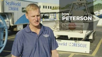 SeaWorld TV Spot, 'One of the Largest Rescue Facilities'