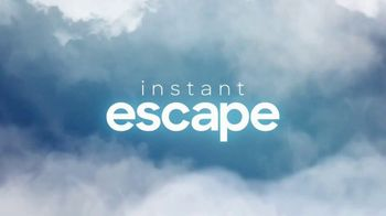 Nationwide Insurance TV Spot, 'Discovery Channel: Instant Escape' - Thumbnail 2