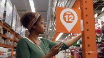 The Home Depot TV Spot, 'PBS: Your Phone Can Help' - 15 commercial airings