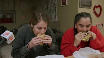 Burger King 2 for $4 Mix n' Match TV Spot, 'Worth Waking Up For: Free Delivery' - 4411 commercial airings