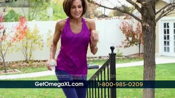 Omega XL TV Spot, 'Suffering From Pain: $39.95' Featuring Larry King