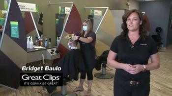 Great Clips TV Spot, 'GreatCare Promise' - Thumbnail 1