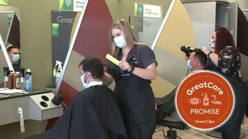 Great Clips TV Spot, 'GreatCare Promise' - Thumbnail 4
