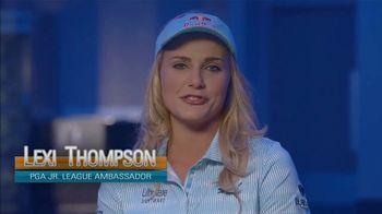 PGA Junior League Golf TV Spot, 'Teen Reporter' Feat. Stephen Curry, Lexi Thompson - Thumbnail 8