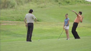 PGA Junior League Golf TV Spot, 'Teen Reporter' Feat. Stephen Curry, Lexi Thompson - Thumbnail 4