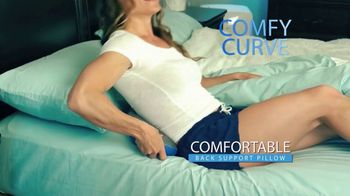 Comfy Curve TV Spot, 'Lumbar Support' - Thumbnail 2