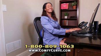 Comfy Curve TV Spot, 'Lumbar Support'