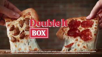 Pizza Hut Double It Box TV Spot, 'Everyone Wins' - Thumbnail 7