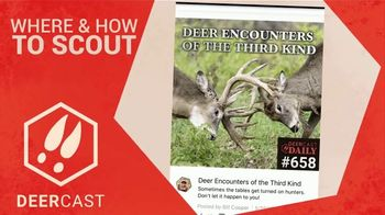 Drury Outdoors DeerCast TV Spot, 'Game Plan: Scout'