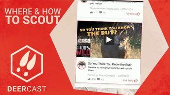 Drury Outdoors DeerCast TV Spot, 'Game Plan: Scout' - Thumbnail 5