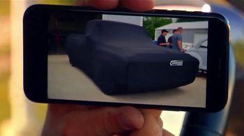 Covercraft TV Spot, 'Challenge' Featuring Bradley Roy - Thumbnail 8
