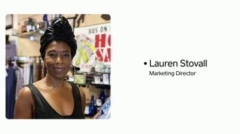 Square TV Spot, 'Lauren Stovall, Hot Sam's Detroit' - Thumbnail 1