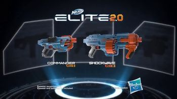 Nerf Elite 2.0 TV Spot, 'Ready for Any Mission'