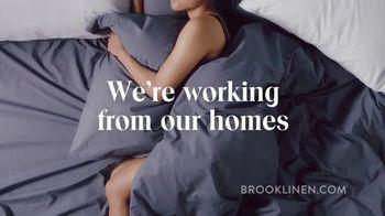 Brooklinen TV Spot, 'Working From Home'