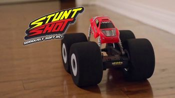 Air Hogs Super Soft Stunt Shot TV Spot, 'Unleash Indoor Action'