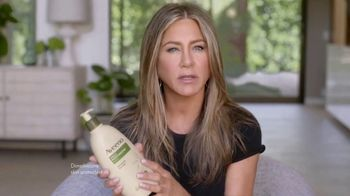 Aveeno TV Spot, 'Chat With an Aveeno Principal Scientist' Featuring Jennifer Aniston - Thumbnail 4