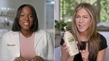 Aveeno TV Spot, \'Chat With an Aveeno Principal Scientist\' Featuring Jennifer Aniston