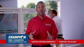 Champion Windows TV Spot, 'No Middleman, No Mark-Ups' - Thumbnail 4