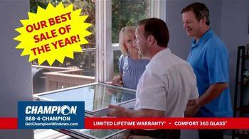 Champion Windows TV Spot, 'No Middleman, No Mark-Ups' - Thumbnail 7
