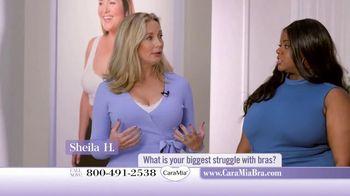 CaraMia Bra TV Spot, 'Supporting and Flattering: Three Bras' - Thumbnail 4