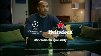 Heineken TV Spot, 'UEFA Champions League: Day 24 Without Football' - Thumbnail 9