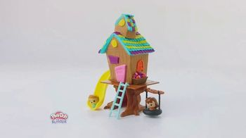 Play-Doh Builder Treehouse Kit TV Spot, 'The Excitement Is Building' - Thumbnail 3