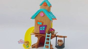 Play-Doh Builder Treehouse Kit TV Spot, 'The Excitement Is Building'