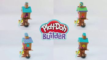 Play-Doh Builder Treehouse Kit TV Spot, 'The Excitement Is Building' - Thumbnail 9
