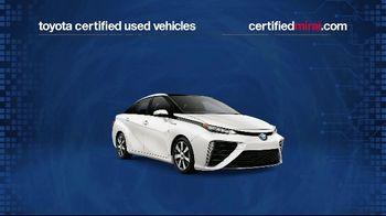 Toyota Mirai TV Spot, 'Certified Used' [T2] - Thumbnail 1