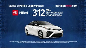 Toyota Mirai TV Spot, 'Certified Used' [T2] - Thumbnail 2