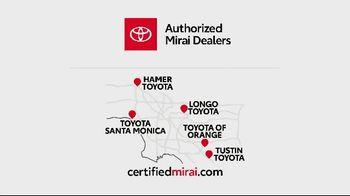 Toyota Mirai TV Spot, 'Certified Used' [T2] - Thumbnail 5
