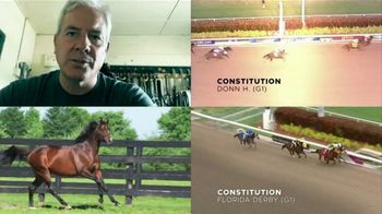 WinStar Farm, LLC TV Spot, 'Constitution: Big Career'