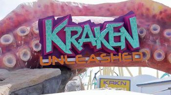 SeaWorld Kraken Unleashed TV Spot, 'Anniversary' - Thumbnail 1