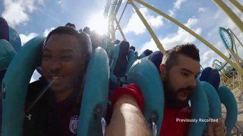 SeaWorld Kraken Unleashed TV Spot, 'Anniversary' - Thumbnail 9