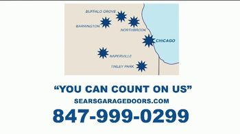 Sears Garage Door Services TV Spot, 'Hey Chicagoland: Save $200' - Thumbnail 10