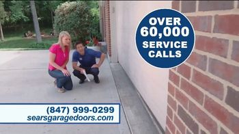 Sears Garage Door Services TV Spot, 'Hey Chicagoland: Save $200' - Thumbnail 2