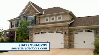 Sears Garage Door Services TV Spot, 'Hey Chicagoland: Save $200' - Thumbnail 7