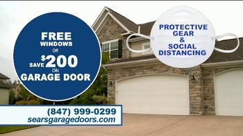 Sears Garage Door Services TV Spot, 'Hey Chicagoland: Save $200' - Thumbnail 9