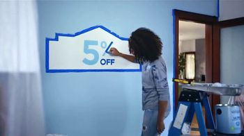 Lowe's Advantage Card TV Spot, 'Extra 5%' - Thumbnail 3