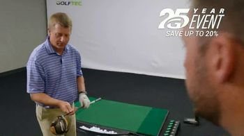 GolfTEC 25 Year Anniversary Event TV Spot, 'Perfect' - Thumbnail 8
