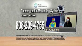 Pulse Innovations Thermographic Monitoring System TV Spot, 'COVID-19 Announcement' - Thumbnail 8