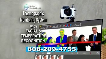 Pulse Innovations Thermographic Monitoring System TV Spot, 'COVID-19 Announcement' - Thumbnail 4