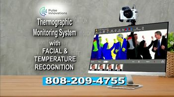 Pulse Innovations Thermographic Monitoring System TV Spot, 'COVID-19 Announcement' - Thumbnail 5