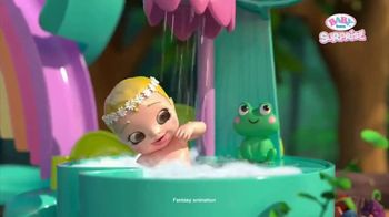 BABY born Surprise Treehouse Playset TV Spot, 'Flower Shower'