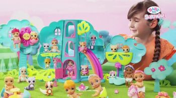 BABY born Surprise Treehouse Playset TV Spot, 'Flower Shower' - Thumbnail 5